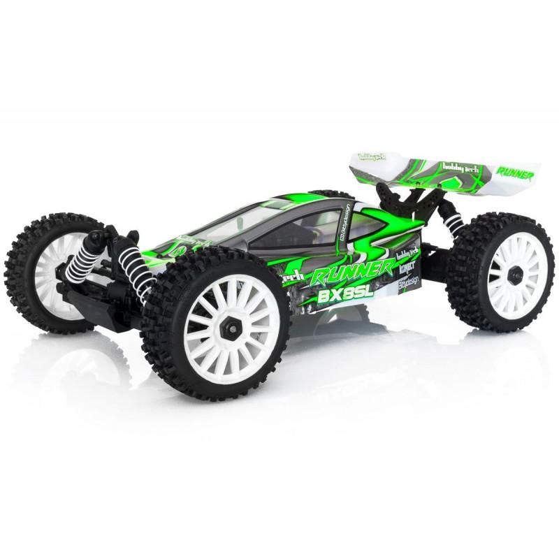 Buggy BX8 Runner Vert 1/8 RTR HobbyTech
