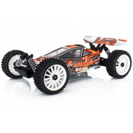 Buggy BX8 Runner Orange 1/8 RTR HobbyTech