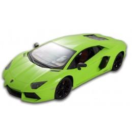 Lamborghini Aventador LP 700-4 verte 1/10 Siva