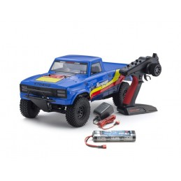Outlaw Rampage Truck 2WD 1/10 RTR Kyosho blue