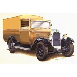 Citroen C4 Fourgonnette 1928 1/24 Heller
