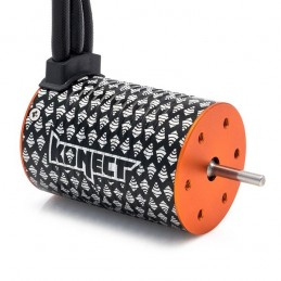 Moteur brushless 1/10 4 poles Sensorless 3500KV Konect