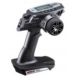 Radio MX-6 et récepteur RX391W étanche Sanwa