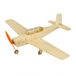 Mini Beetchcraft T-34 Mentor 460mm découpe laser balsa DW Hobby