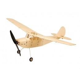 Mini Cessna L - 19 445 mm balsa DW Hobby laser cutting