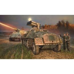 Char Panzerwerfer 42 sWS 1/35 Italeri