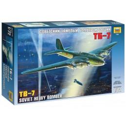 Bombardier lourd Russe T6-7 1/72 Zvezda