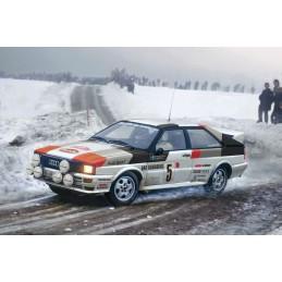Audi Quattro Rally 1/24 Italeri
