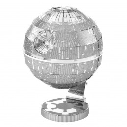 The death Star Wars Metal Earth star