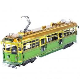 Tram class W Metal Earth