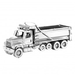 114SD Earth Metal dump truck