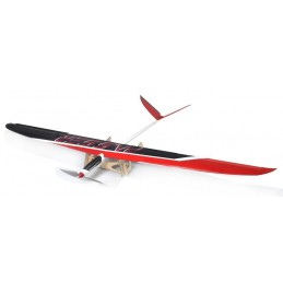 Moto-planeur Passer Mountain rouge 1.8m ARF R2 Hobby - TheBuildRC