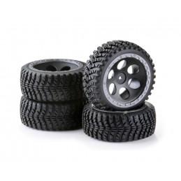 Desert 1/10 buggy wheels (4) Carson
