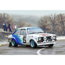 Ford Escort RS 1800 Mk.II Rally 1/24 Italeri