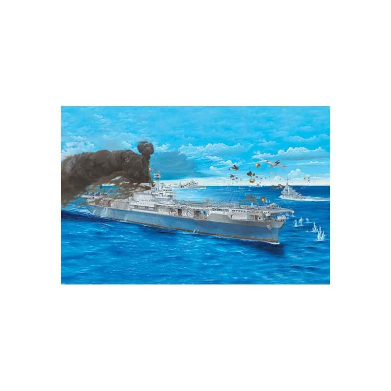 USS Navy Yorktown CV-5 1/200 Trumpeter