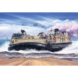 USMC hovercraft Landing Craft Air Cushion (ACLC) 1/72 Trumpeter