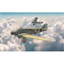 Avion trimoteur SM.81 Pipistrello 1/72 Italeri