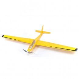 Motor glider Fox yellow 1.52 m ARF R2 Hobby - TheBuildRC