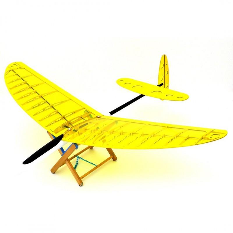 Planeur Chopstick DLG II 1m20 ARF R2 Hobby - TheBuildRC