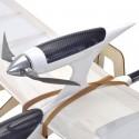 Glider NPS 1 m 56 removable pylon ARF R2 Hobby - TheBuildRC