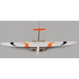 Planeur Spectre II DLG 1m50 ARF R2 Hobby - TheBuildRC