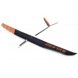 Planeur Bulero Pro Hi-Wind DLG 1m60 ARF R2 Hobby - TheBuildRC