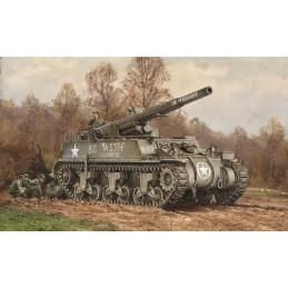 Tank 1/72 Italeri G.M.C. M12