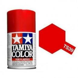 Paint bomb red shiny Mica TS39 Tamiya