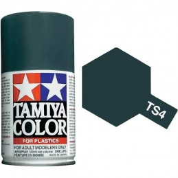 Paint bomb grey Matt Panzer TS4 Tamiya