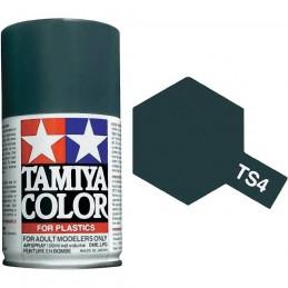 Peinture bombe Gris Panzer mat TS4 Tamiya