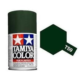 Paint bomb green brilliant English TS9 Tamiya