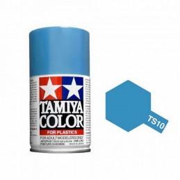 Paint bomb brilliant blue of France TS10 Tamiya