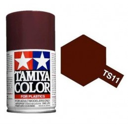 Paint bomb bright Brown TS11 Tamiya
