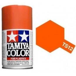 Bomb bright Orange TS12 Tamiya paint
