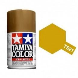 Bomb bright Golden TS21 Tamiya paint