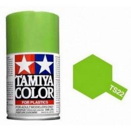 Paint bomb bright light green TS22 Tamiya