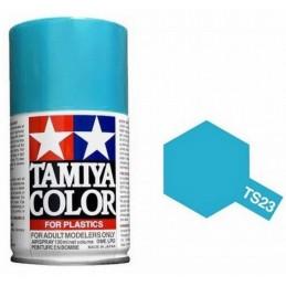 Peinture bombe Bleu Clair brillant TS23 Tamiya