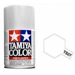 Paint bomb TS27 Tamiya flat white