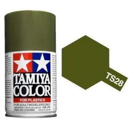 Paint bomb Olive Green matte TS28 Tamiya