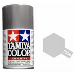 Paint bomb bright aluminum TS30 Tamiya