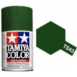 Peinture bombe Vert Racing brillant TS43 Tamiya