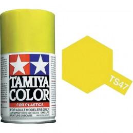 Paint bomb yellow shiny Chrome TS47 Tamiya