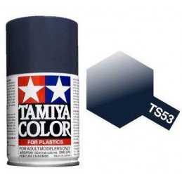 Paint bomb blue dark shiny Metal for Tamiya TS53