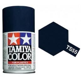 Paint bomb blue dark shiny Metal for Tamiya TS55
