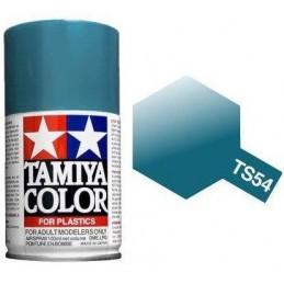 Paint bomb blue clear shiny Metal TS54 Tamiya