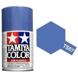 Peinture bombe Bleu Violet brillant TS57 Tamiya