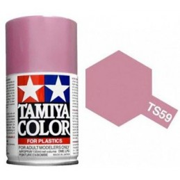 Paint bomb red clear Pearly TS59 Tamiya