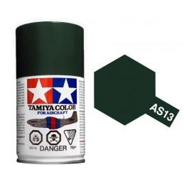 Paint bomb green dark USAF AS13 Tamiya