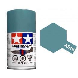 Paint bomb blue intermediate U.S. Navy AS19 Tamiya