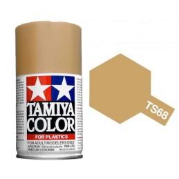 Paint bomb Beige matte bridge TS68 Tamiya